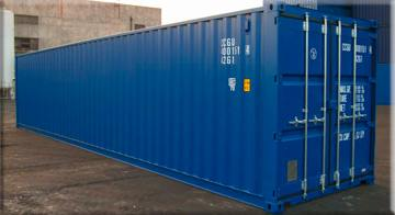 20 foot container for shipping to Australia