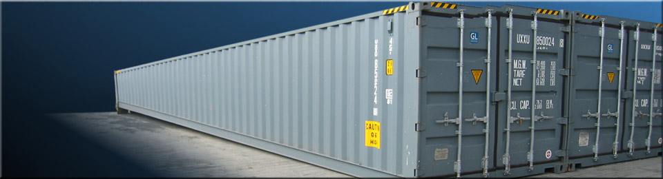 Shipping 40ft container from UK
