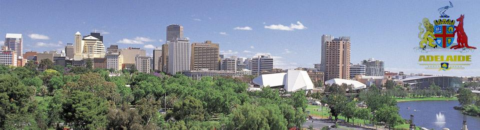 Moving to the City of Adelaide