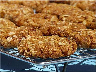 Anzac biscuits for children