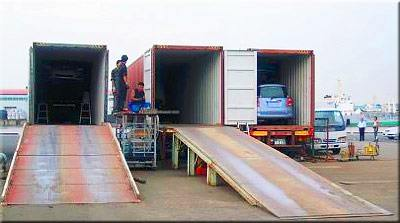 Car shipping services