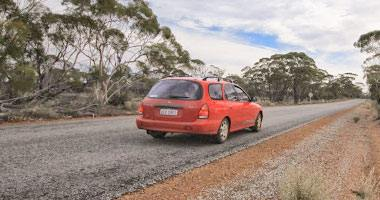 Cars for hire in Australia