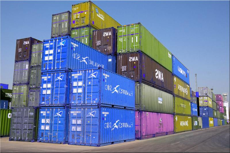 Shared container shipping- a half, quarter, full and part load to Australia