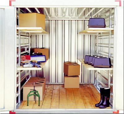 CONTAINERISED STORAGE SERVICE
