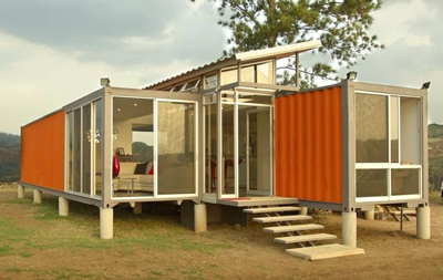 A cheap outstanding container home in Australia