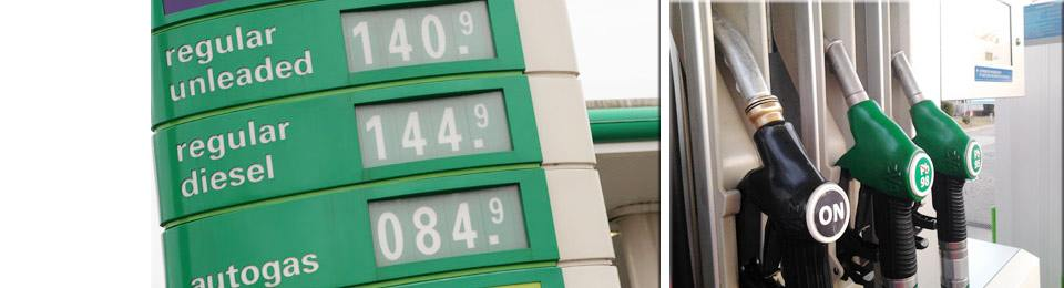Petrol costs