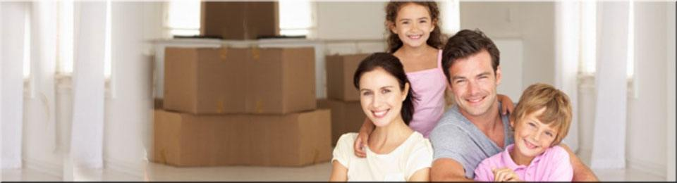 What to do with children when moving?