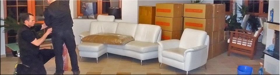Furniture shipping from UK
