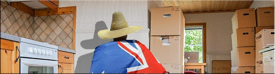 Shipping goods to Sydney from London