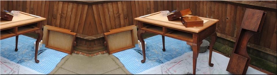Antique Furniture Restoration services