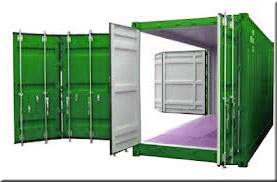 Shipping container for hire
