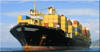 Shipping forty foot container from UK to Australia