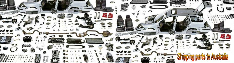 Shipping spare parts