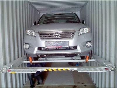 Shipping a motor vehicle to Australia
