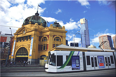Transport in Melbourne