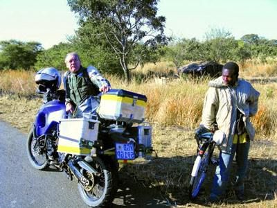 Planning a self guided motorcycle tour to Australia